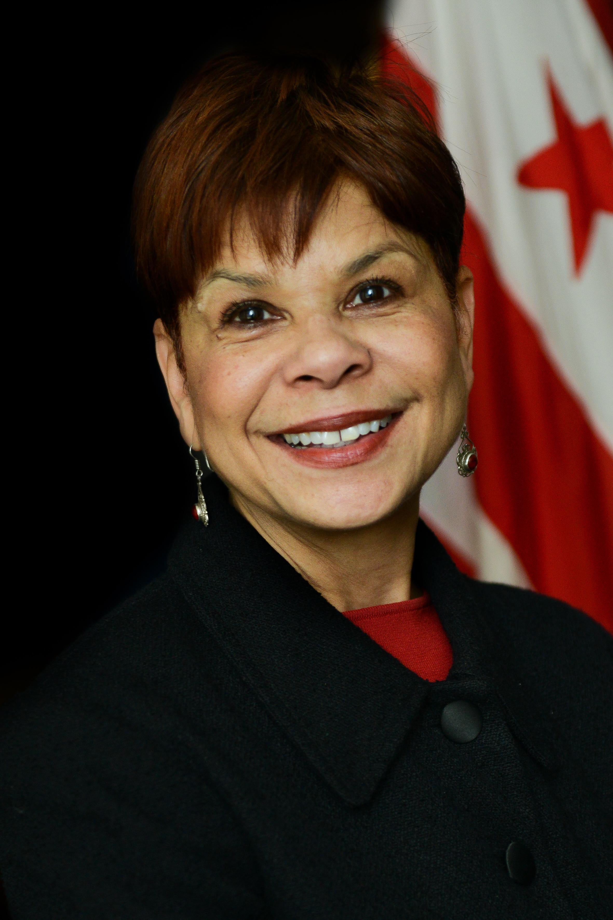 Brenda Donald